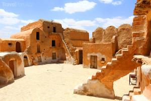 V Tunisku se natáčela také Akta X