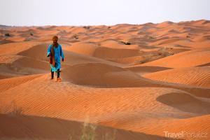 Sahara v Tunisku