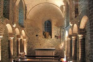 Kostel svaté krve Bruggy