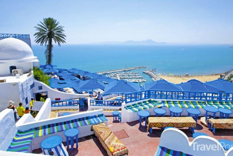 dovolená v Tunisku