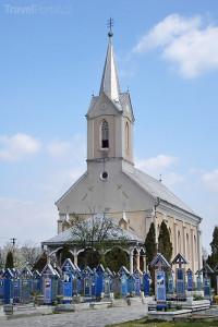 rumunský Veselý hřbitov alias Merry Cemetery