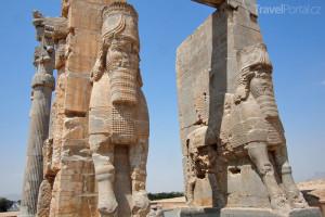 město Persepolis