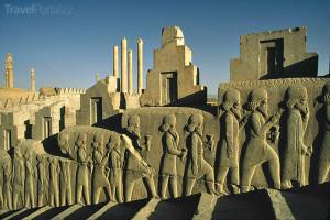 Persepolis Írán