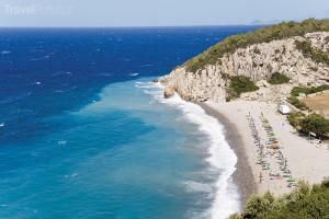řecký ostrov Samos