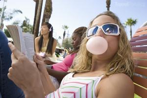 Singapur zakazuje žvýkání