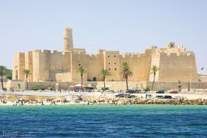 pevnost Ribat v Monastiru