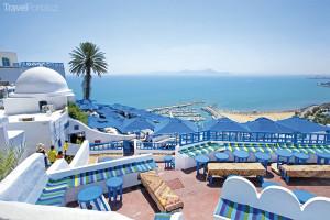 Sidi Bou Said Tunisko