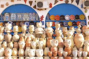keramika Tunisko
