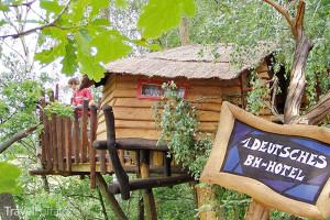 Baumhaushotel Zentendorf