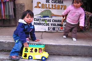 Martin Mykiska Bolívie