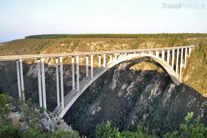 Bloukranský most v Jihoafrické republice