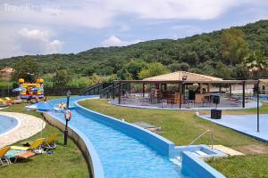 aquapark Hydropolis Korfu