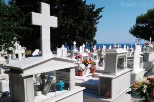 hřbitov Samos