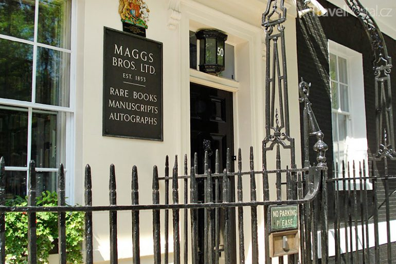 Maggs Bros Berkeley Square