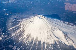 vrchol Fudži