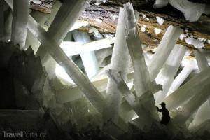 Cueva de los Cristales (Jeskyně krystalů)