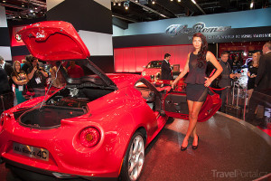 IAA Cars neboli Autosalon Frankfurt