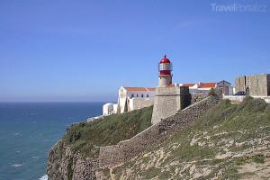 maják v Algarve