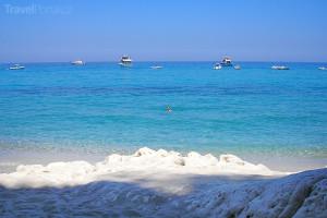 Smaragdové pobřeží Sardinie