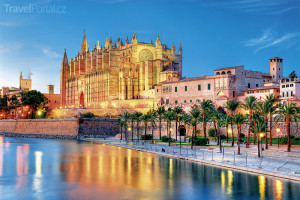 Palma de Mallorca katedrála