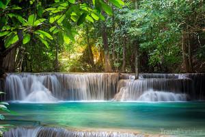 Kanchanaburi Thajsko