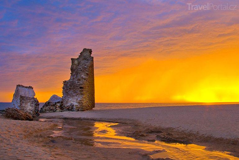 pláž Torre del Loro