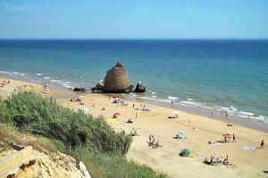pláž Torre del Loro Huelva