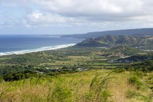pobřeží Barbadosu
