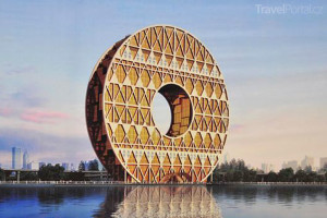 Guangzhou Circle v Číně