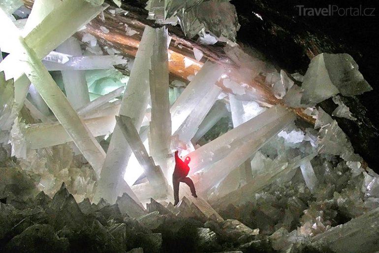 největší krystaly