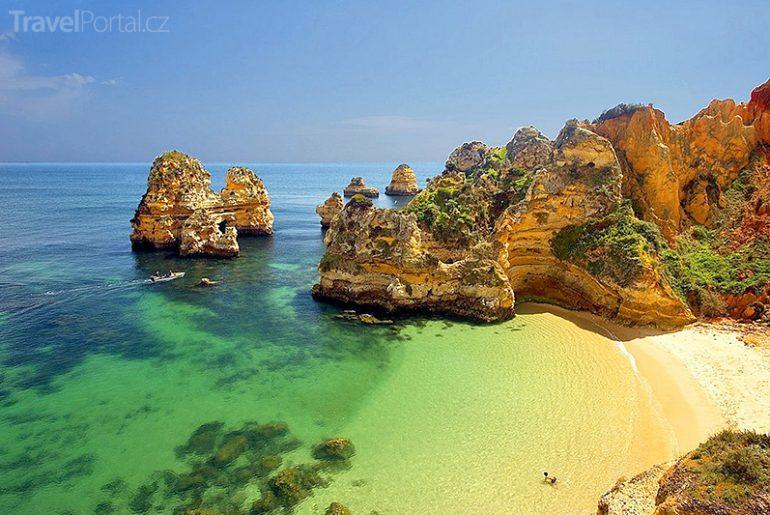 Algarve Portugalsko