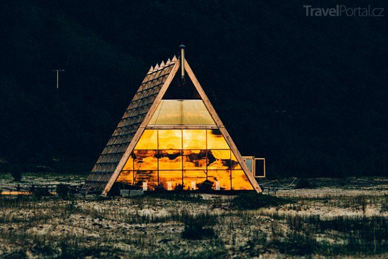 největší sauna na světě Norsko