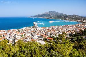 město Zakynthos
