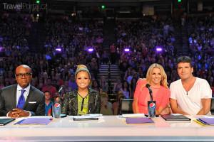 Simon Cowell a Britney Spears