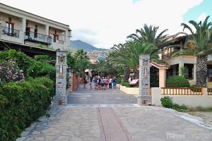 hotel Kampos Village Resort na řeckém ostrově Samos