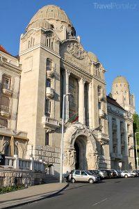 Gellért Budapešť
