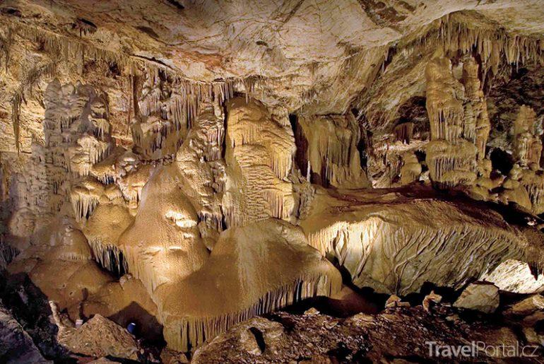 Carlsbadské jeskyně