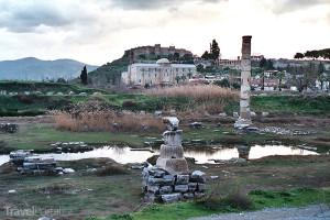 Efes Turecko