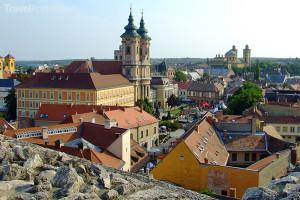 Eger Maďarsko