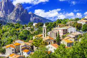 Evisa Korsika