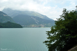 jezero v provincii Trentino