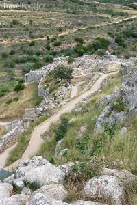 Mykény Řecko
