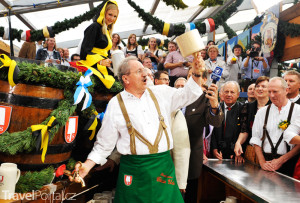 Oktoberfest Mnichov