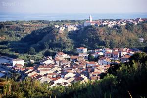 chorvatský ostrov Susak
