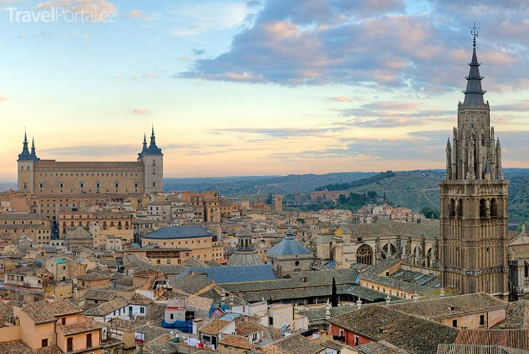 Toledo Španělsko