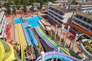 aquapark Twisted Mallorca