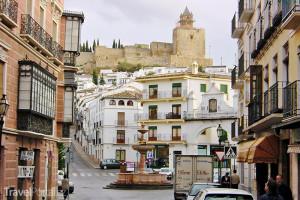 Antequera Španělsko