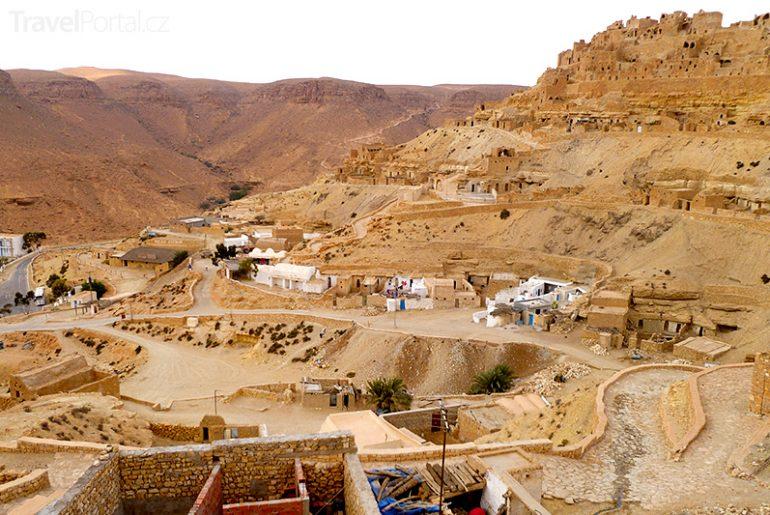 sídlo Berberů