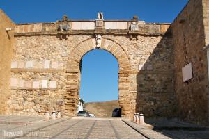 brána Arco de los Gigantes