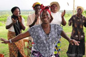 domorodci v Ugandě